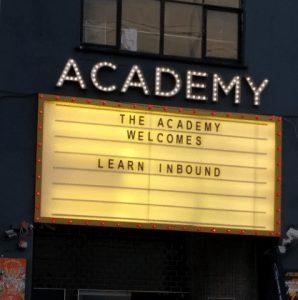 Learn Inbound entrance