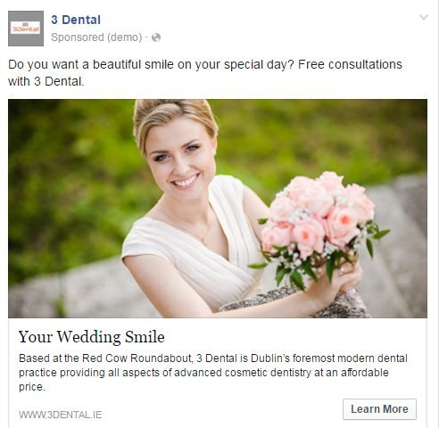 Beautiful People for Facebook ads