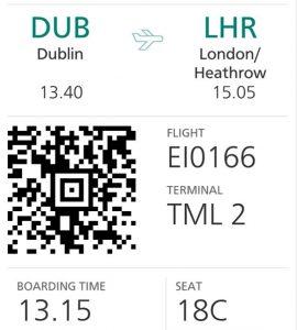 google premier partner flight schedule