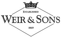 weir and sons logo