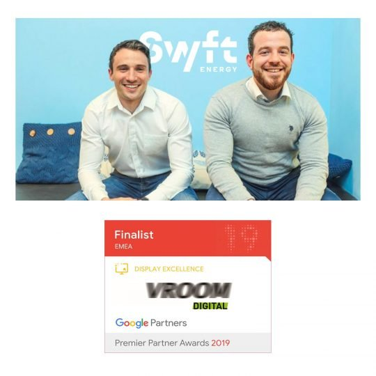 Swyft Partnership with VROOM Digital